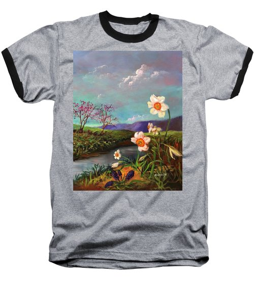 Simply Spring Baseball T-Shirt
