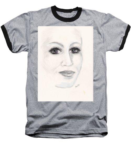 Simply Woman Baseball T-Shirt