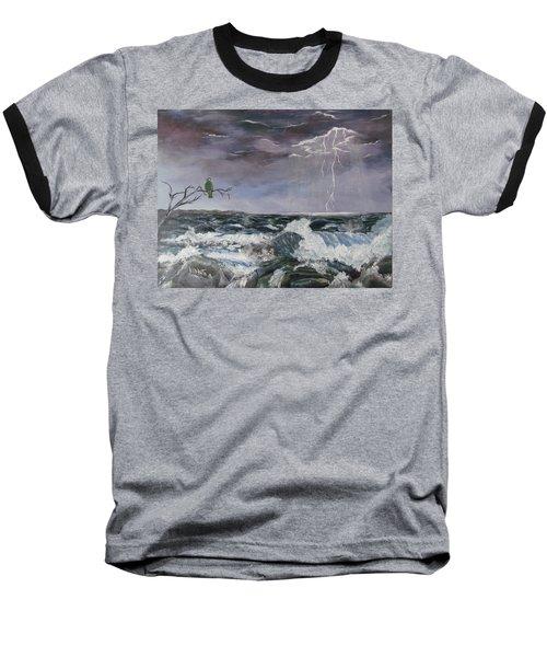 Sin Temor Baseball T-Shirt