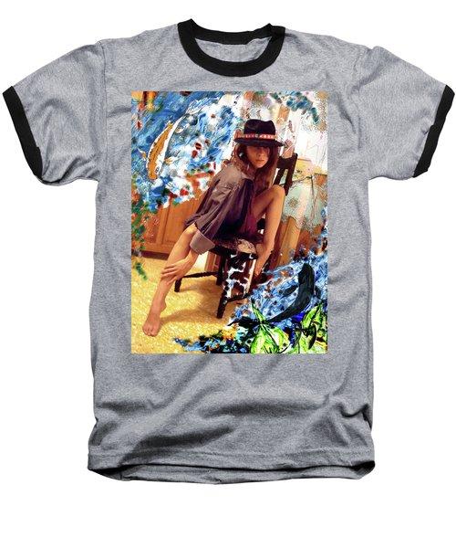 Sinergia Baseball T-Shirt