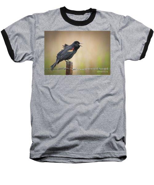 Sing A Little Song Baseball T-Shirt