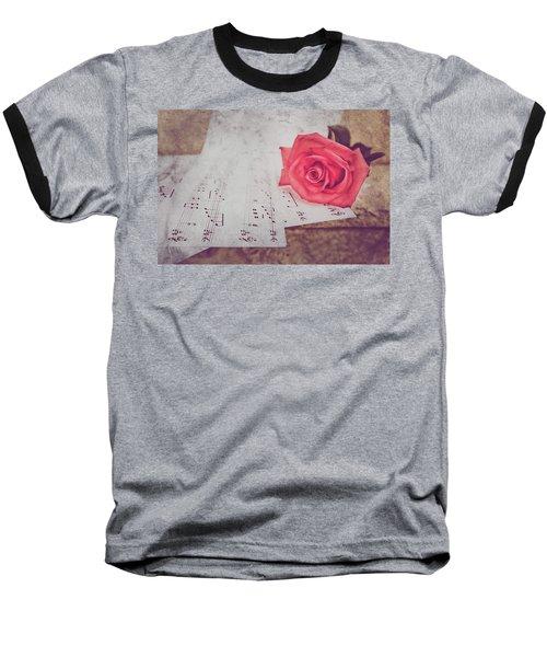 Sing Me A Love Song Baseball T-Shirt