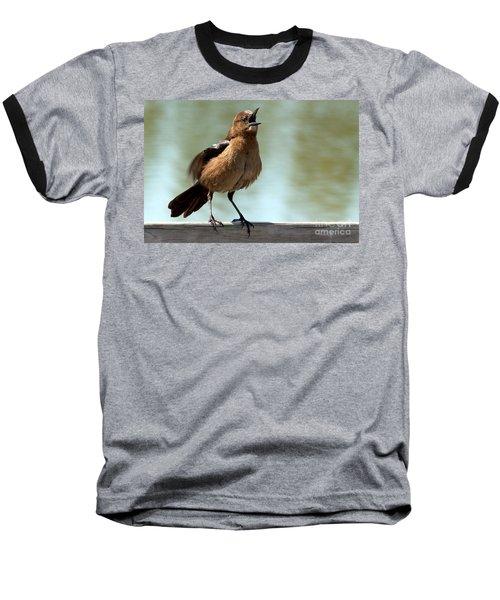 Sing Out Loud Baseball T-Shirt