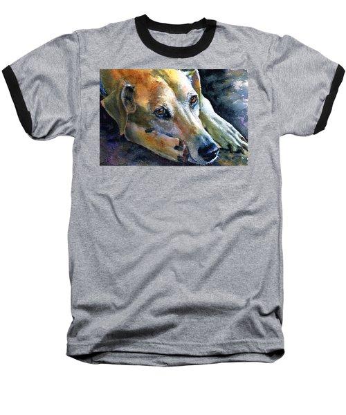 Singa Baseball T-Shirt by John D Benson