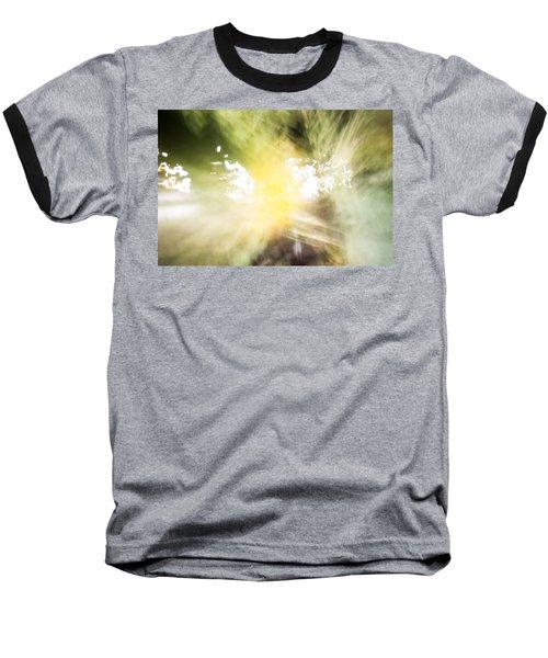 Singing Patterns Baseball T-Shirt