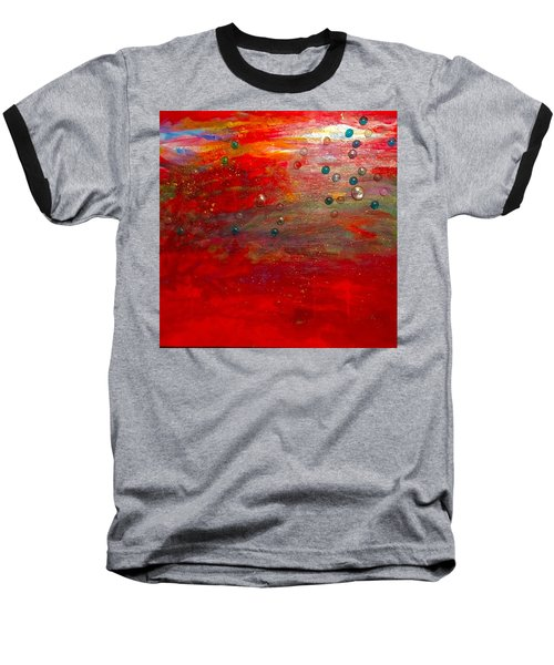 Singing With Passion Baseball T-Shirt