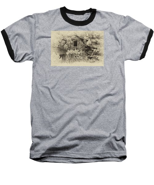 Baseball T-Shirt featuring the photograph Single View by Tamera James