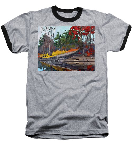Singleton Autumn Baseball T-Shirt