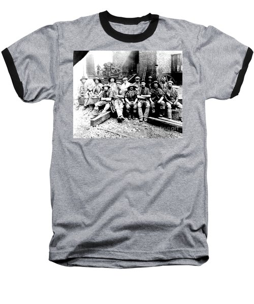 Sinkers,rossington Colliery,1915 Baseball T-Shirt