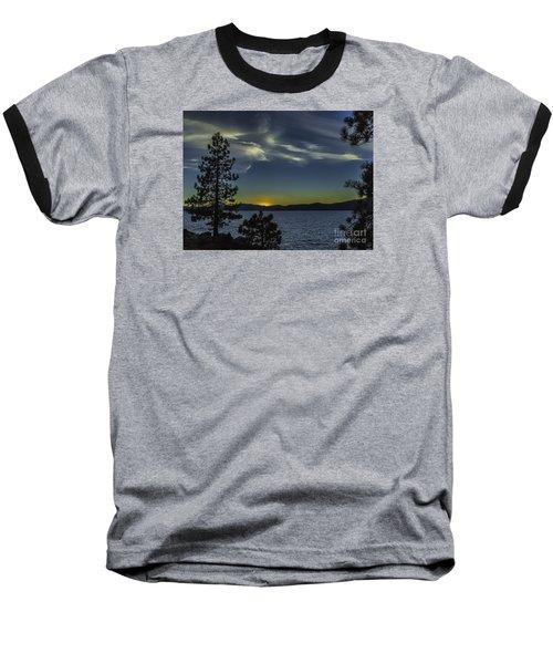 Sinking Sol Baseball T-Shirt