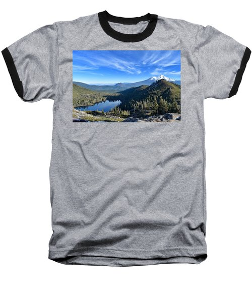 Siskiyou Beauty Baseball T-Shirt