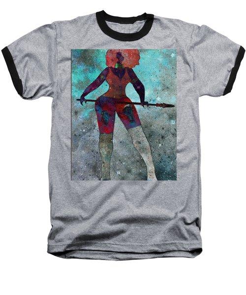 Sistawarrior Baseball T-Shirt