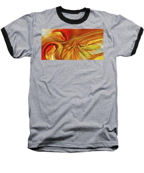 Baseball T-Shirt featuring the digital art Sister Bengal by Steve Sperry