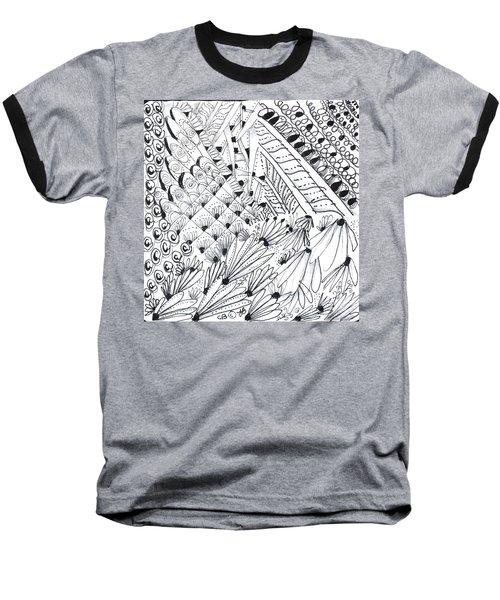 Sister Tangle Baseball T-Shirt
