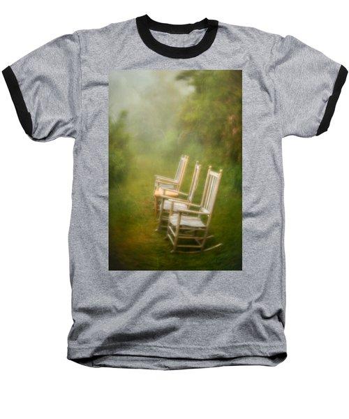 Sit A Spell Baseball T-Shirt