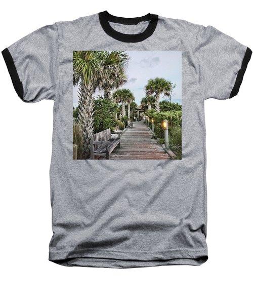 Sit N Relax Baseball T-Shirt