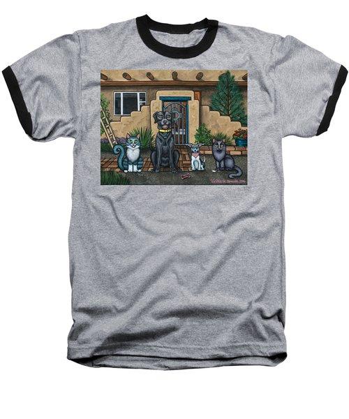 Sitting Pretty Baseball T-Shirt
