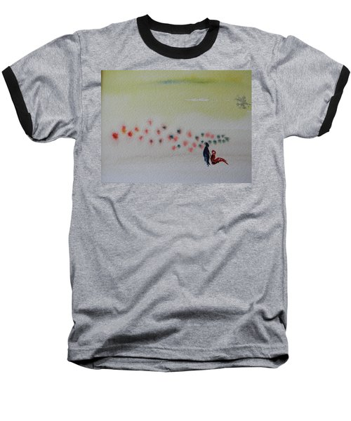 Six Seasons Dance Four Baseball T-Shirt