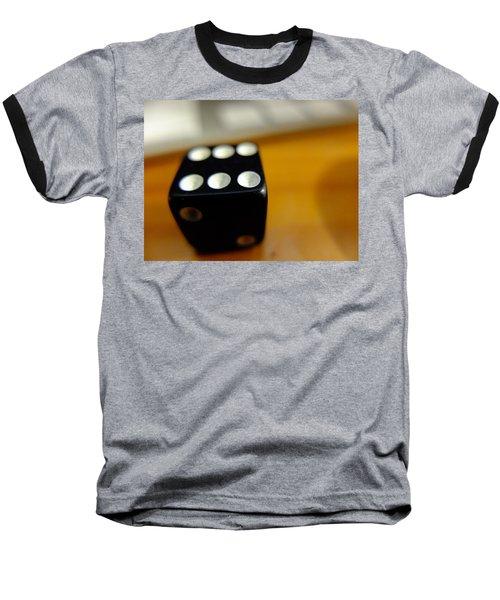 Six Sider Baseball T-Shirt by John Rossman