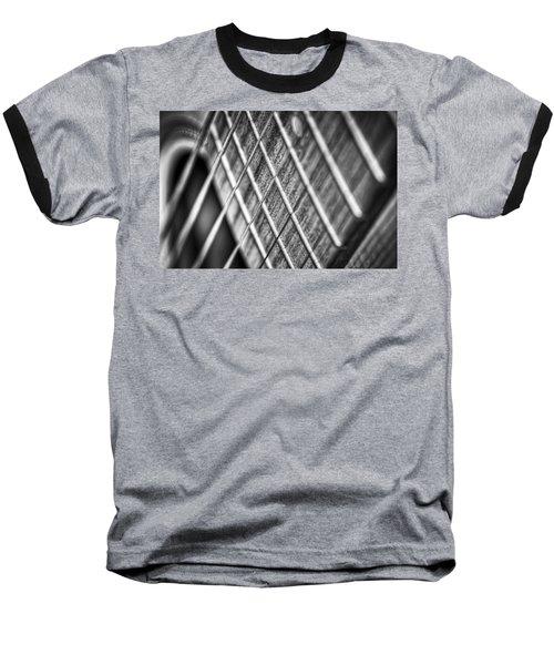Six Strings Baseball T-Shirt