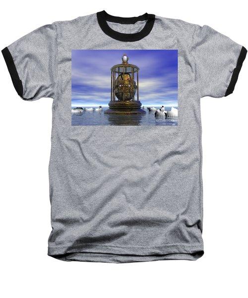 Sixth Sense - Surrealism Baseball T-Shirt