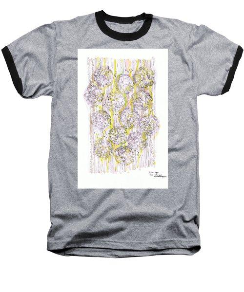 Size Exclusion Chromatography Baseball T-Shirt
