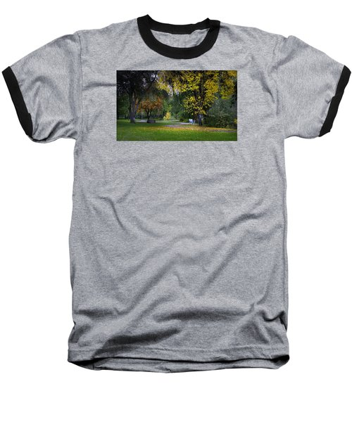 Skaha Lake Park Baseball T-Shirt