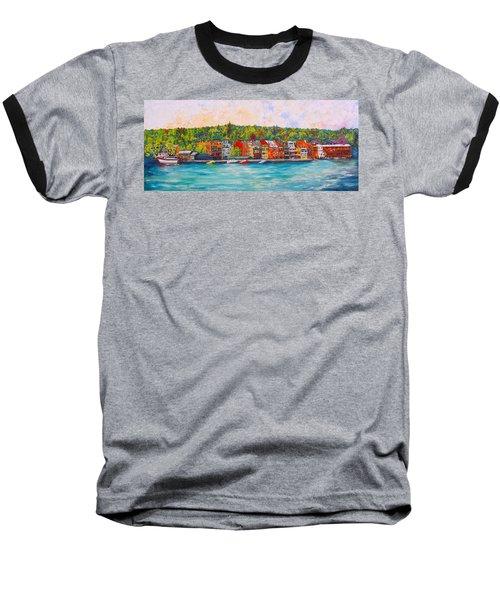 Skaneateles Ny #2 Baseball T-Shirt