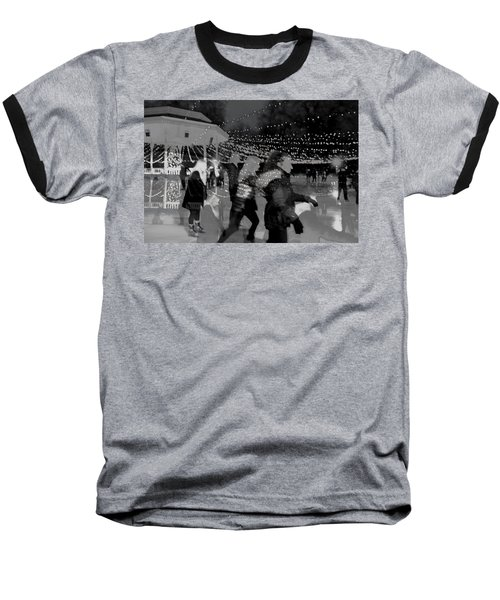 Skaters Baseball T-Shirt