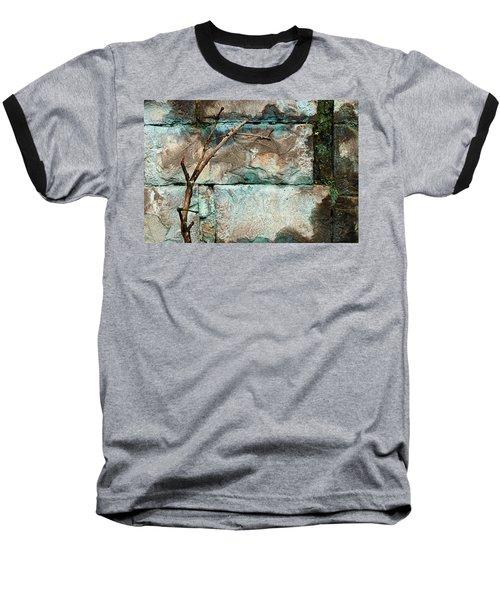 Skc 2510 Worn Out  Baseball T-Shirt