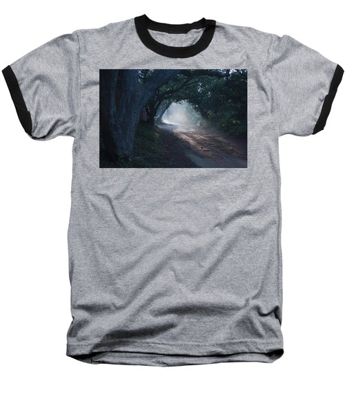 Skc 4671 Road Towards Light Baseball T-Shirt
