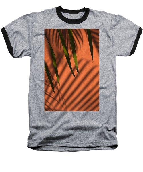 Skc 5521 Stripes Baseball T-Shirt by Sunil Kapadia