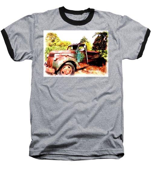 Skeleton Crew Baseball T-Shirt
