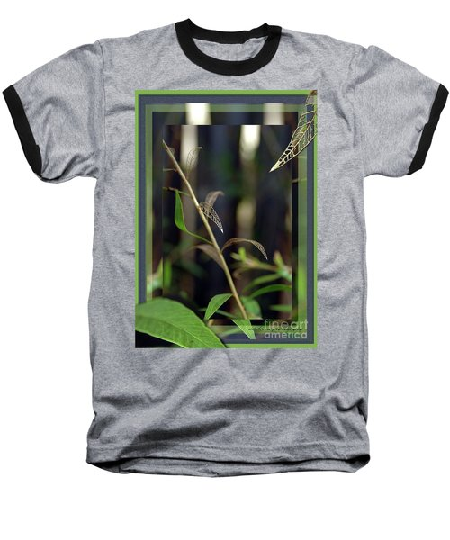 Baseball T-Shirt featuring the photograph Skeletons And Skin by Vicki Ferrari