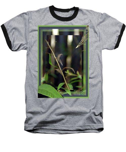 Skeletons And Skin Baseball T-Shirt