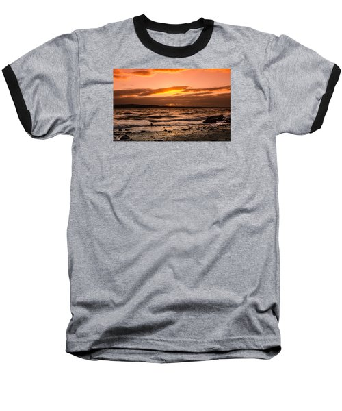 Skerries Baseball T-Shirt by Martina Fagan