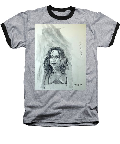 Sketch For Sera.10.01 Baseball T-Shirt
