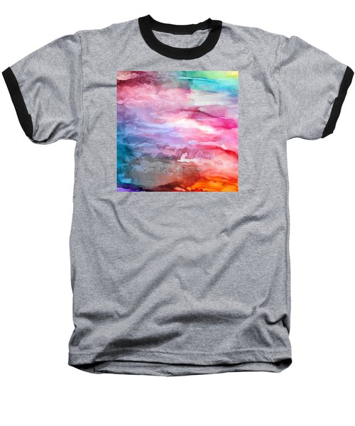 Skies Emotion Baseball T-Shirt