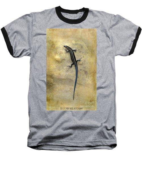 Skink Baseball T-Shirt