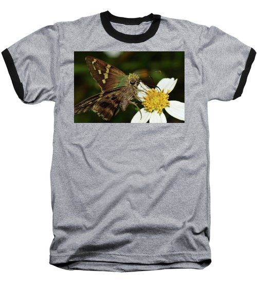 Skipper Butterfly Baseball T-Shirt