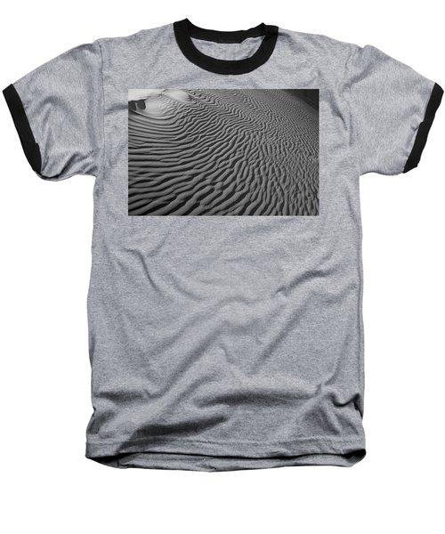 Skn 1078 Designed By Nature Baseball T-Shirt
