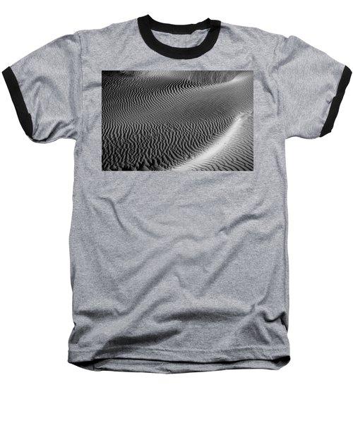Skn 1129 Corrugation Baseball T-Shirt