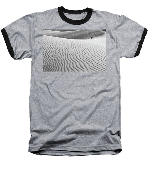 Skn 1457 Nature's Composition Baseball T-Shirt