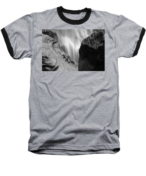 Skn 4285 Motion And Still Baseball T-Shirt