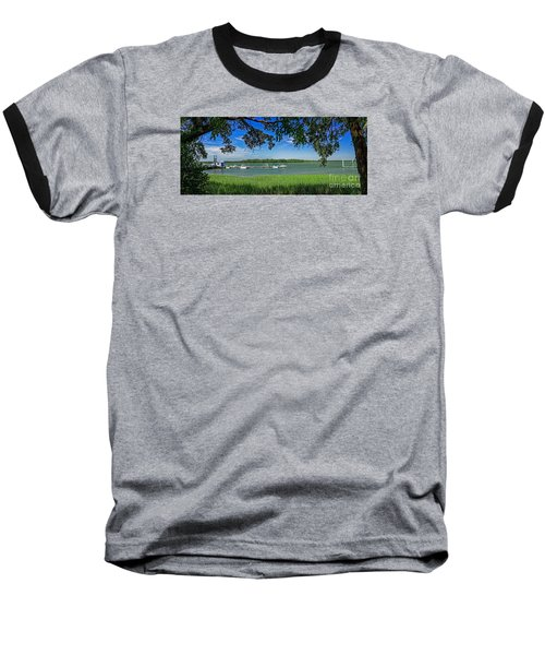 Skull Creek Area Baseball T-Shirt