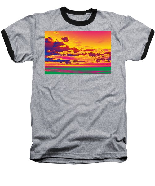 Sky #1 Baseball T-Shirt