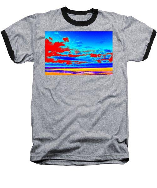 Sky #3 Baseball T-Shirt