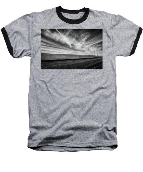 Sky Above Baseball T-Shirt
