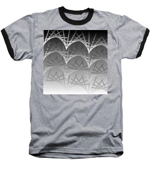 Sky Arch 19 Baseball T-Shirt