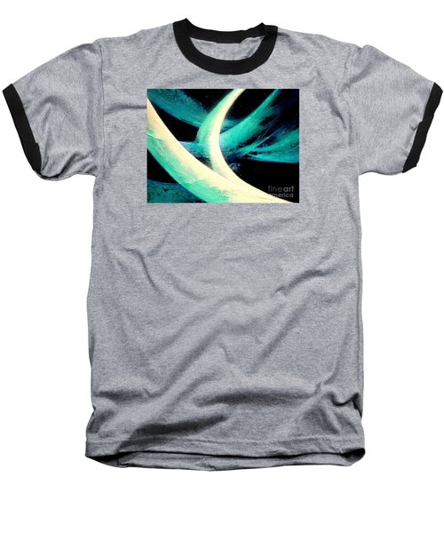 Sky Dance Baseball T-Shirt